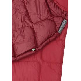VAUDE Sioux 400 Syn S - Sac de couchage - rouge